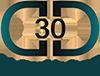 30 DD Logo
